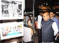 """Thaawar Chand Gehlot visiting after inaugurating the documentary photo exhibition """"The Paths We Walk"""", organised by the National Trust under Ministry of Social Justice & Empowerment, in New Delhi (1).jpg"""