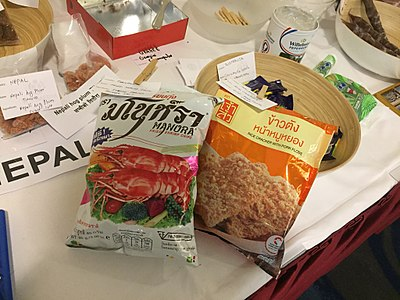 Thai snacks at WMCON2018.jpg