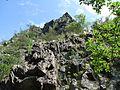 Thale Bodetal Blick aufwärts zur Rosstrappe - panoramio.jpg