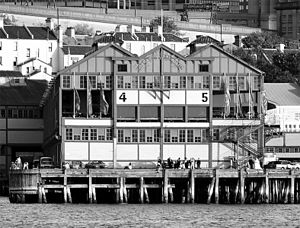 Dawes Point, New South Wales - Image: The Wharf