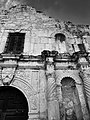 The Alamo black and white.jpg