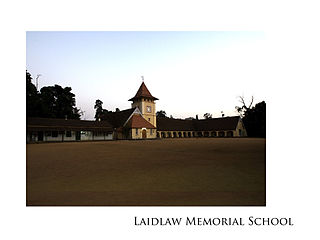 The Laidlaw Memorial School and Junior College, Ketti