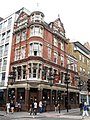 The Cock, Great Portland Street - Margaret Street, W1 - geograph.org.uk - 1528673.jpg