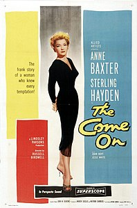The Come On - movie poster.jpg