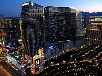 Autograph Collection Hotels - Image: The Cosmopolitan of Las Vegas