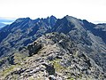 The Cuillin ridge at Sgurr na Banachdich - geograph.org.uk - 457809.jpg