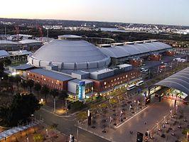 Sydney Showground (Olympic Park)