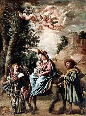 Juan de Pareja - Image: The Flight Into Egypt