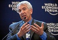 The Global Energy Context Fred Krupp talks (8417459670).jpg