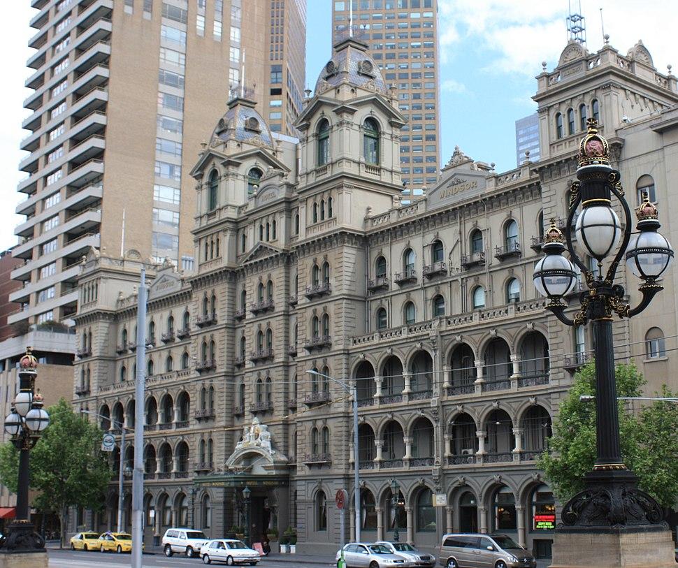 The Hotel Windsor, Melbourne, Australia