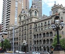 Hotel Windsor (Melbourne) Wikipedia