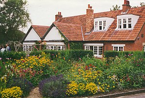Joy Davidman - The Kilns, the Lewis home in Oxford