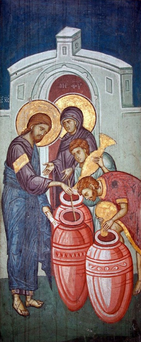 The Marriage at Cana - Decani