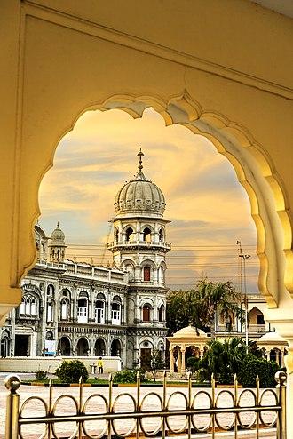 Gurdwara Janam Asthan - Minarat of Janam Asthan