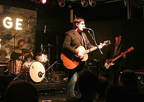 The Mountain Goats in 2014