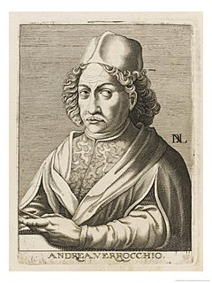 image of Andrea di Michele Cioni Verrocchio from wikipedia
