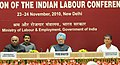 The Prime Minister, Dr. Manmohan Singh at the inauguration of 43rd session of Indian Labour Conference, in New Delhi on November 23, 2010.jpg