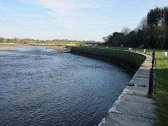 Clarecastle - Image: The Quay Clarecastle