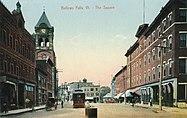 The Square, Bellows Falls, VT