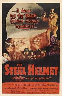 <i>The Steel Helmet</i> 1951 Korean War film by Samuel Fuller