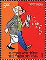 The Times of India 2013 stamp of India.jpg