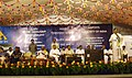 The Union Minister for Shipping, Road Transport and Highways, Shri T. R. Baalu addressing the gathering at the foundation stone laying ceremony for New Integrated Terminal Building at Madurai Airport in Madurai,.jpg