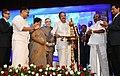 The Vice President, Shri M. Venkaiah Naidu lighting the lamp to inaugurate the 11th Indian Fisheries and Aquaculture Forum, in Kochi, Kerala.jpg
