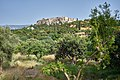 The archaeological site of the Ancient Agora and the Acropolis of Athens on May 14, 2020.jpg