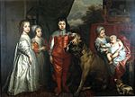 The children of Charles I of England-painting by Sir Anthony van Dyck in 1637.jpg