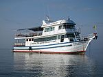 The dive boat called Hello Andaman (12359604915).jpg