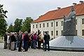 The king is not amused, Vilnius, Lithuania, 14 Sept. 2008 (2862654911).jpg