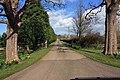 The lane to Ulrome Grange - geograph.org.uk - 1222533.jpg