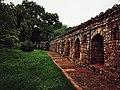 The wall around tomb.jpg