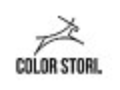 This is a logo owned by Siddhivinayak Clothings Co for Color Stori.jpg