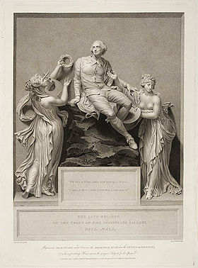 Thomas Banks Shakespeare attended by Painting and Poetry c 1789.jpg