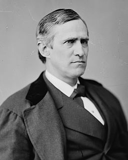 Thomas F. Bayard American lawyer, politician, and diplomat of the 19th century
