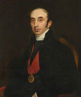 Thomas Turton - Thomas Turton by Henry William Pickersgill