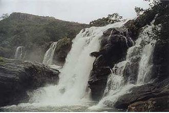 Pambar River - Thoovanam Waterfalls