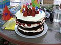 Three layer gourmet birthday cake.jpg