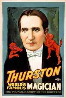 "Thurston was an ""Instant Public Speaker"""