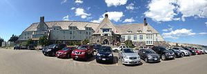 Timberline Lodge - Timberline Lodge in 2014