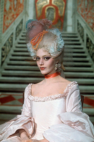 Tina Aumont - Tina Aumont in Fellini's Casanova (1976)