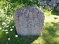 Tingstads kyrka - Östergötlands runinskrifter 157.JPG