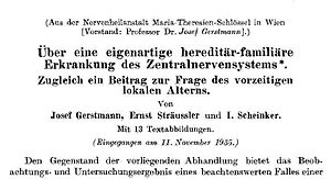 Title page of Gerstmann, Straussler and Scheinker article.jpg