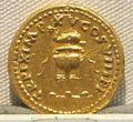 Tito, aureo per vespasiano divinizzato, 80-81 dc.JPG