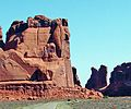 To the Arches, Arches NP, Utah 8-12 (24763378461).jpg