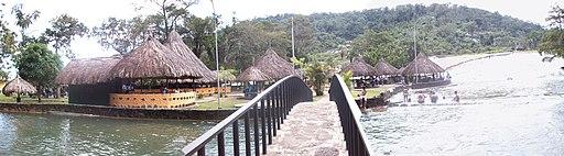 Tobogán de la Selva. Estado Amazonas-Venezuela