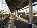 Tobu-railway-ogose-line-Higashi-moro-station-platform.jpg