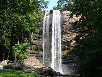 Toccoa, Georgia - Toccoa Falls