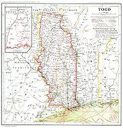 Togo Deutsches Koloniallexikon, Verlag von Quelle & Meyer Leipzig